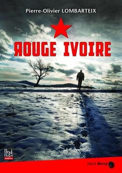Rouge ivoire, Pierre-Olivier Lombarteix (couverture)