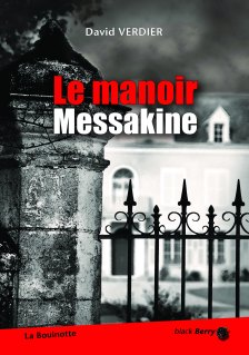 Le Manoir Messakine, couverture