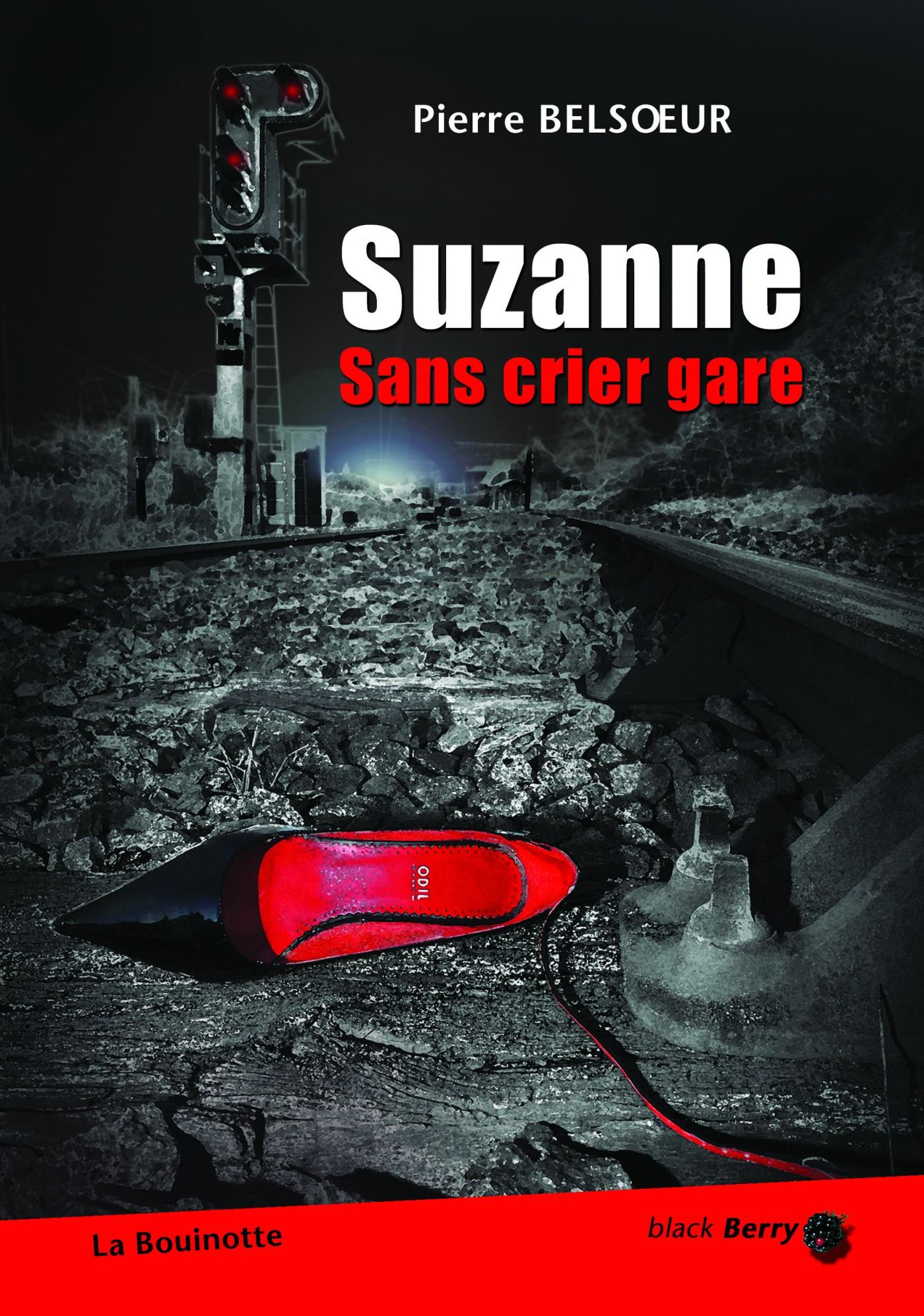 Suzanne sans crier gare couverture
