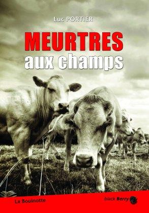 Meurtres aux champs, Luc Portier (couverture)