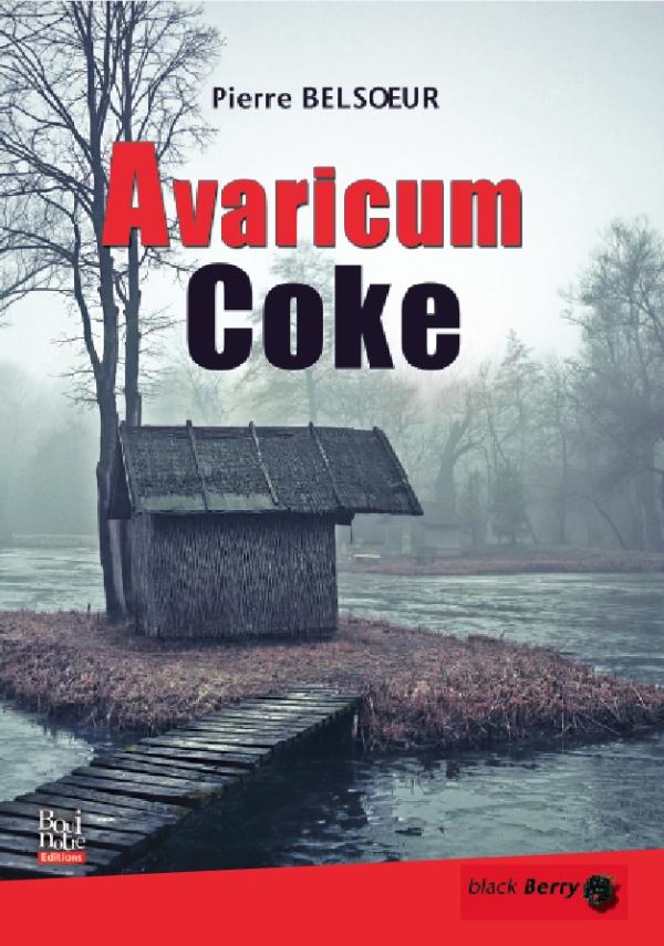 Couverture Avaricum coke, Pierre Belsoeur