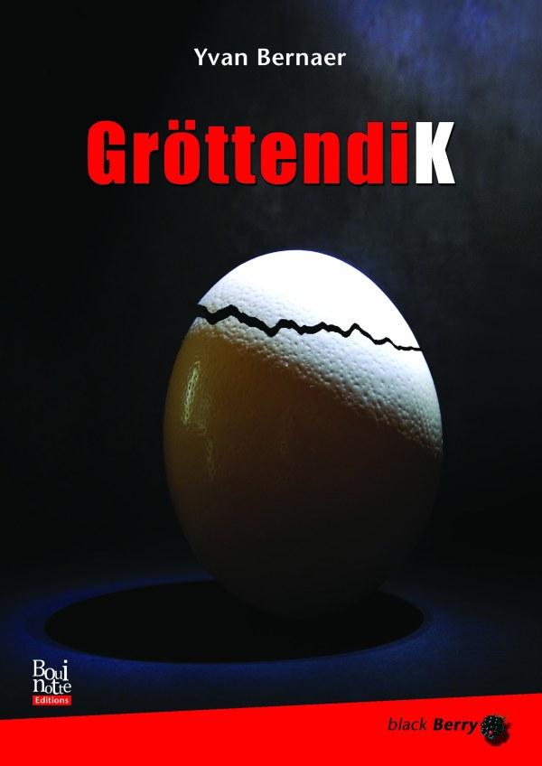 Gröttendik, Yvan Bernaer (couverture)