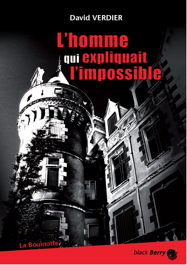 L'homme qui expliquait l'impossible, David Verdier (couverture)